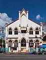 2016 Rangun, Ulica Anawratha, Kościół Armii Zbawienia (04).jpg