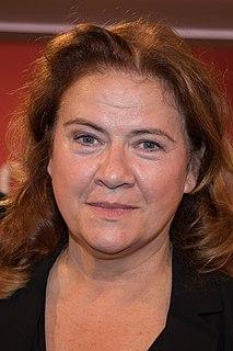 Jutta Ditfurth German politician and author