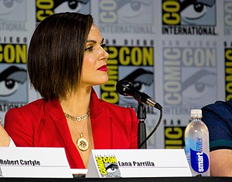Lana Parrilla - Parrilla in San Diego Comic Con 2017