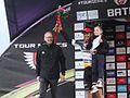 2017 Tour Series, Bath - sprint leader Sebastián Mora.JPG