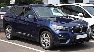 BMW X - Image: 2018 BMW X1 x Drive 18D Sport 2.0