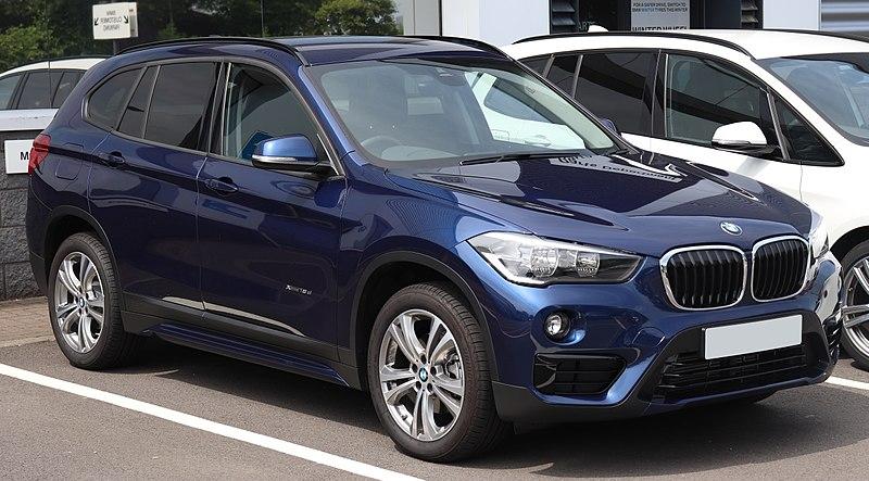 2017 - [BMW] X7 [G07] - Page 12 800px-2018_BMW_X1_xDrive18D_Sport_2.0