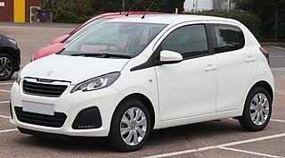 108 (Mk1) - Peugeot