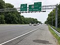 2019-06-05 12 28 40 View north along Interstate 95 at Exit 38A (Maryland State Route 32 EAST, Fort Meade) along the edge of Columbia and Savage in Howard County, Maryland.jpg