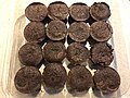 2019-12-17 08 05 18 Sixteen Wellsley Farms Decadent Brownie Bites in the Dulles section of Sterling, Loudoun County, Virginia.jpg