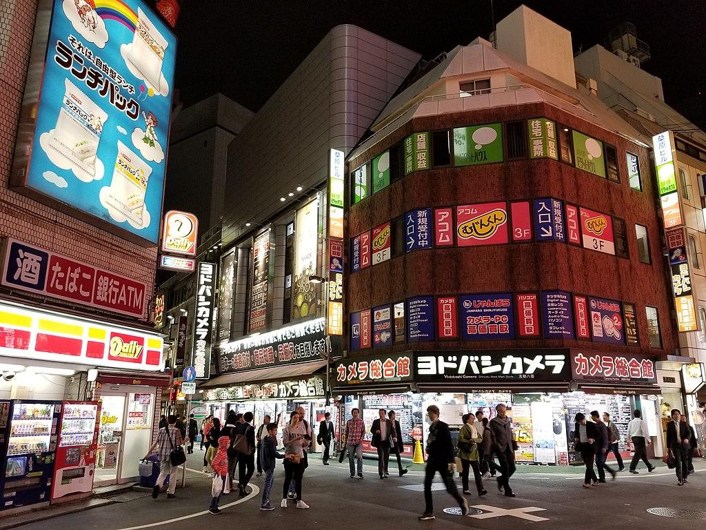 20191023 202330 YodobashiCamera ShinjukuWest CamerasPavilion