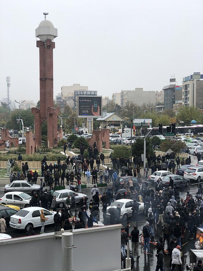 2019 Iranian protests 2.jpg