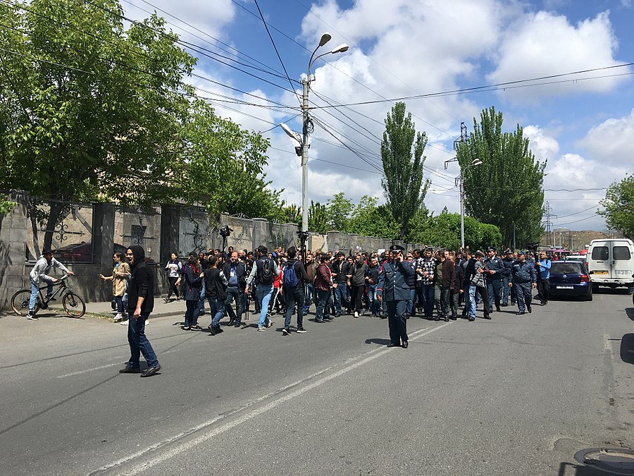 22.04.2018 Protest Demonstration, Yerevan 45.jpg