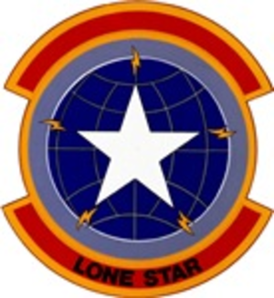 221st Combat Communications Squadron - 221st Combat Communications Squadron emblem