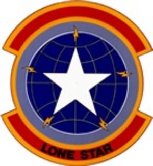 221st Combat Communications Squadron - 221st Combat Communications Squadron emblem