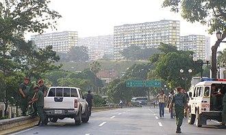 23 de Enero - Image: 23 de enero Miraflores
