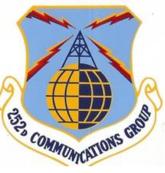 252 Communications Gp emblem