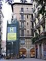 278 Edifici de la plaça de les Olles núm. 2, en restauració.JPG