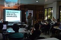2nd Waray Wikipedia Edit-a-thon 08.JPG