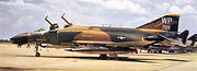 35th Tactical Fighter Squadron - McDonnell F-4D-32-MC Phantom - 66-8709