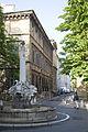 37-39 rue Cardinale vue de la place des quatre dauphins Aix-en-provence.jpg