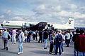 38ak - Atlantic Airlines Douglas DC-6A; G-SIXC@ZRH;23.8.1998 (4786474704).jpg