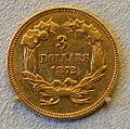 3 Dollars, United States of America, 1872 - Bode-Museum - DSC02637.JPG