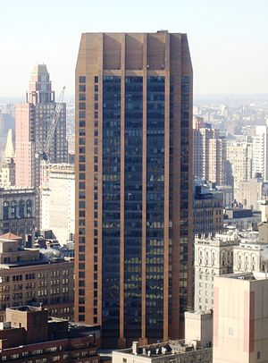 Institute of Electrical and Electronics Engineers - The IEEE corporate office is on the 17th floor of 3 Park Avenue in New York City