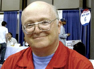 Peter Laird - Peter Laird at the 2008 New York Comic Con