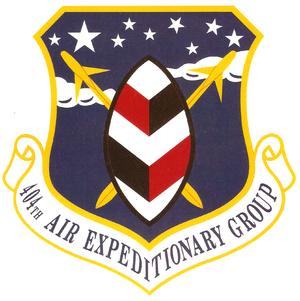404th Air Expeditionary Group - 404th Air Expeditionary Group Emblem