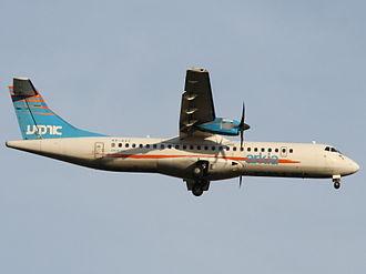 Arkia - Arkia ATR 72-500