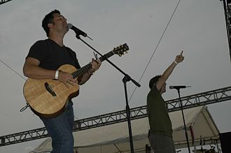 4Him - 4Him plays at Lifest 2006