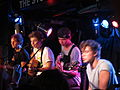 5 Seconds of Summer First USA Acoustic IMG 3675 (14851644632).jpg