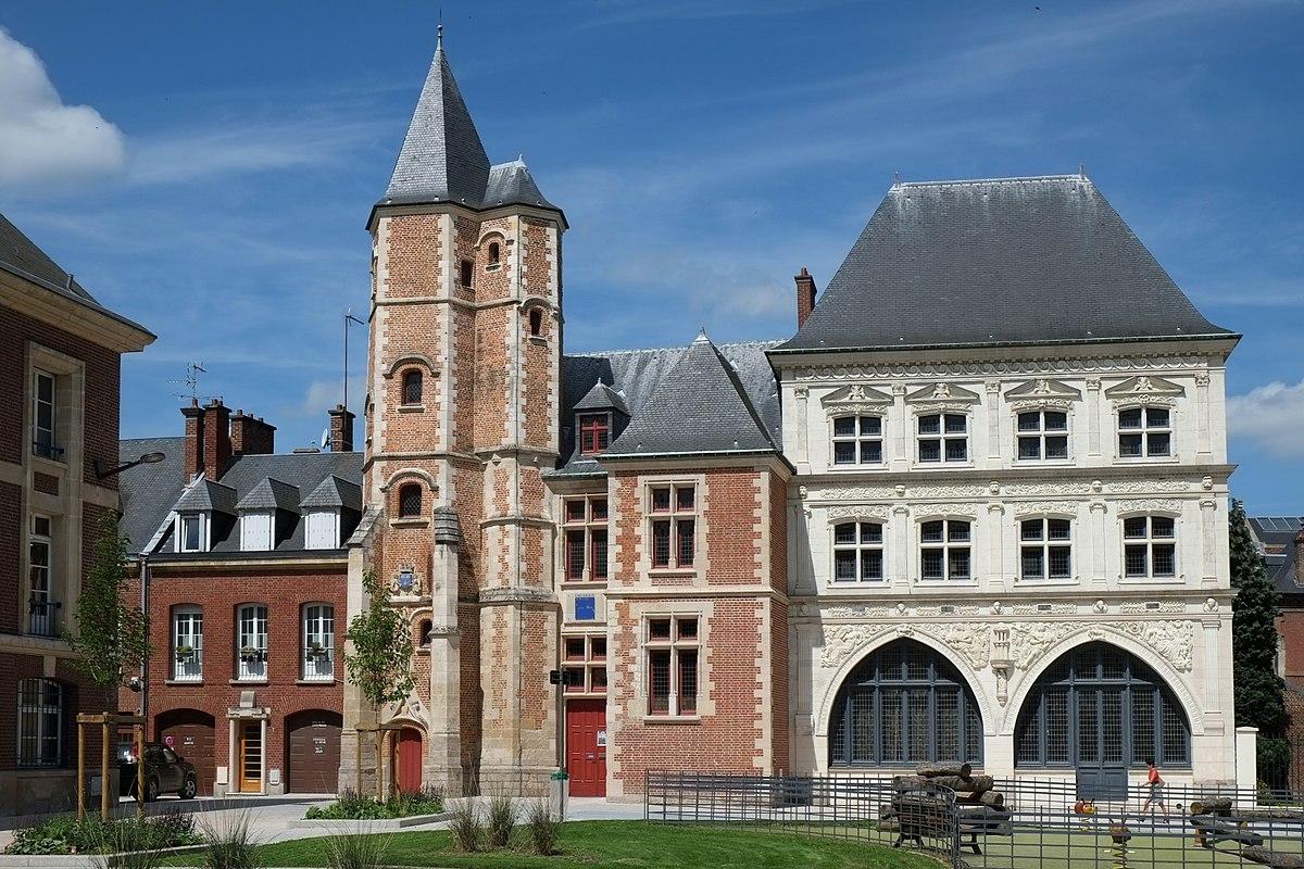 611 - Logis du Roi et maison du Sagittaire - Amiens.jpg