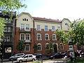 616456 Kraków pl Sikorskiego 14 kamienica 1.JPG