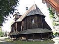 631579 podkarpackie gm Przeworsk Nowosielce kościół 2.JPG