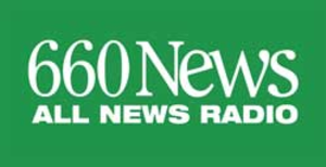 CFFR - Image: 660 News logo