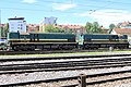 664-014 &664-005 Slovenian railways Ljubljana 03-07-17 (36141760760).jpg