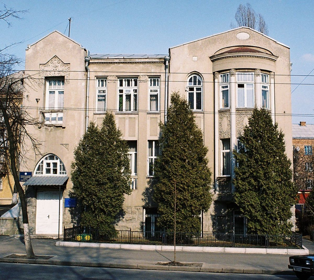 Роль красной линии в   DomovikGURU