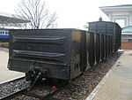 762 mm Narrow-gauge Open Freight Car.JPG