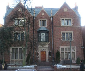 770 Eastern Parkway - Image: 770Lubavitch
