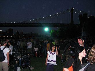 Yoshimi P-We - Yoshimi at 77 Boadrum, July 7, 2007