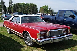 Mercury Grand Marquis - Wikipedia