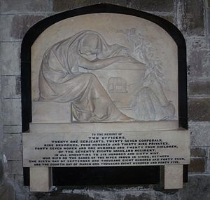 78th (Highlanders) Regiment of Foot - Sindh memorial to the 78th Highlanders in St Giles' Cathedral, Edinburgh