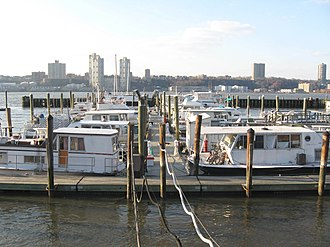 79th Street Boat Basin - Image: 79st Boat Basin float jeh