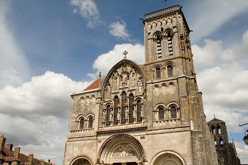 File:89 - Vézelay Basilique.jpg