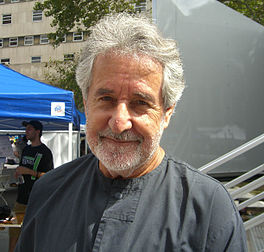 Breyten Breytenbach op it Brooklyn Book Festival, 2009