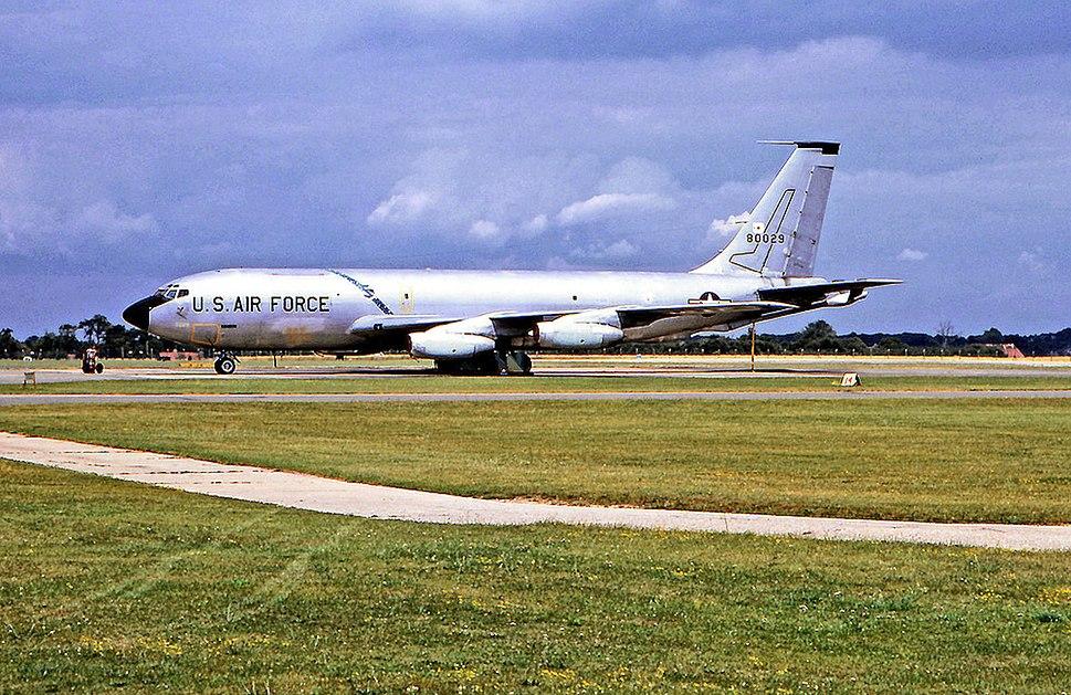 911 Air Refueling Squadron Boeing KC-135A-BN Stratotanker 58-0029