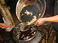 9129Processing and cooking of coconut healing oil in the Philippines 46.jpg