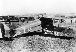94th Aero Squadron - 94th Aero Squadron – SPAD XIII