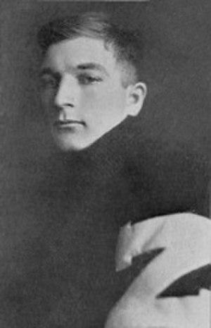 A. J. Sturzenegger - Sturzenegger from 1910 Cornhusker