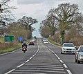A5 Watling Street towards Atherstone - geograph.org.uk - 672064.jpg