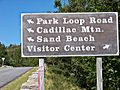 ACADIA NATIONAL PARK SIGN, PARK LOOP ROAD.jpg