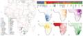 ADMIXTURE plots of sub-Saharan African populations.png