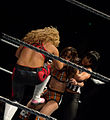 AJ, Natalya and Aksana - Double Team.jpg